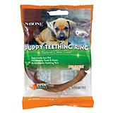 Puppy Teething Ring Pumpkin Flavor - Single Pack