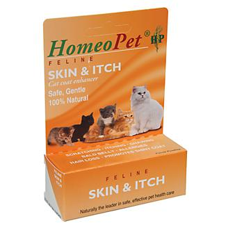 Homeopet Feline Skin and Itch Relief 15ml