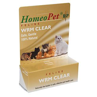 Homepet Feline WRM Clear 15ml