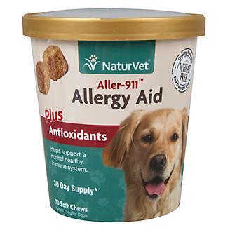 NaturVet Allergy Aid Plus Immune Support