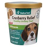 NaturVet Cranberry Relief Plus Immune Support