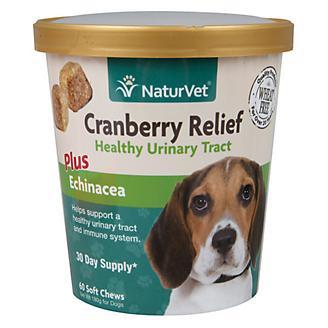 NaturVet Cranberry Relief Plus Immune Support