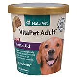 NaturVet Vita Pet Adult Plus Breath Fresh