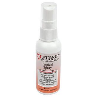 Zymox Topical Spray w/ Hydrocortisone 1%