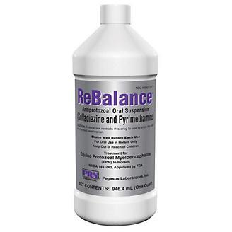 ReBalance Antiprotozoal Oral Suspension For Horses