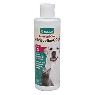 NaturVet ArthriSoothe Gold Liquid for Dogs