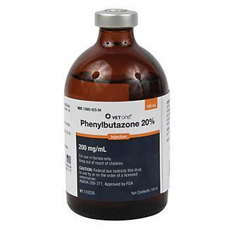 Bute Phenylbutazone Injection 100ml Vial