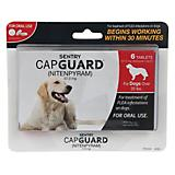 SENTRY CapGuard Flea Tablet for Dogs