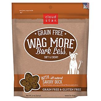 Cloud Star Grain Free Soft Chewy Duck Dog Treat