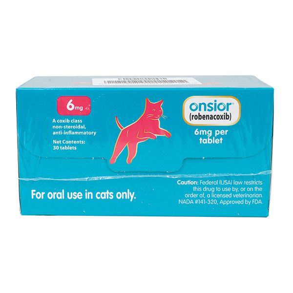 Onsior Tablet 6mg 30 Tablets
