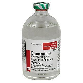 Banamine Injection 50mg/ml