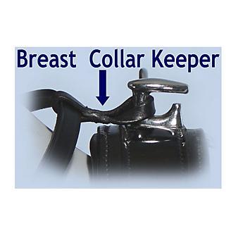 Mini/Pony Harness Breast Collar Keeper