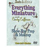 Smoke In Motion Show Day Prep and Makeup DVD
