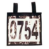 Cart Back Number Holder