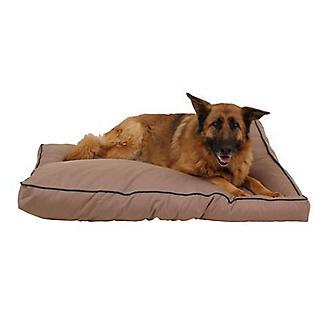 Classic Twill Jamison Dog Bed