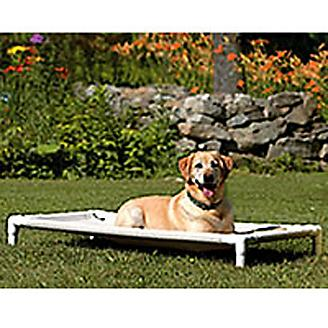 Pipe Dreams Outdoor Elevated Pet Bed