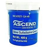Silver Sulfadiazine Cream 400gm