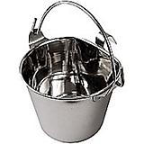 Flat-Sided Hook-On Pail