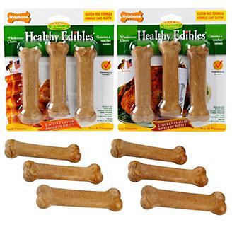Nylabone Healthy Edible Dog Chew 3 Pack