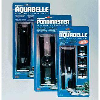 Danner Poolmaster 3 Pattern Fountain Head