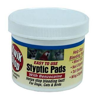 Kwik-Stop Styptic Pads 90 ct