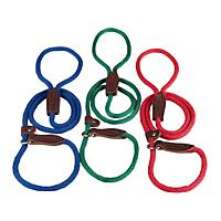 Image of Slip Lead for Dogs 6 Foot Red/White/Blue