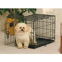 Image of MidWest Life-Stages Folding Dog Crate 36 x 24 x 27