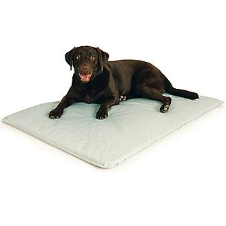 KH Mfg Cool Bed 3 White Cooling Pet Bed
