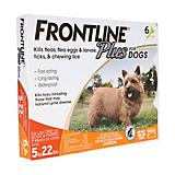 Frontline Plus for Dogs 6 Mths