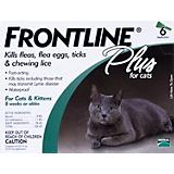 Frontline Plus 6 Month for Cats