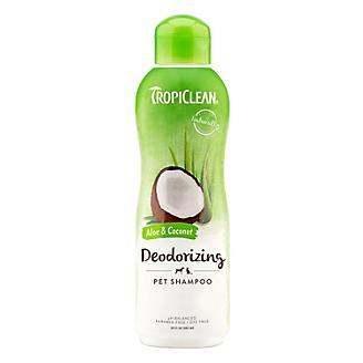 Tropiclean Aloe/Coconut Pet Shampoo
