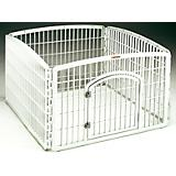 Iris Plastic Pet Exercise Pen 36 x 36 x 23