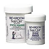 Sure Clot Styptic Powder for Dogs