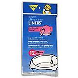 Cat Litter Box Liners 12PK Large