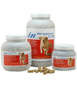 In T Dog Supplement Red Label