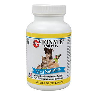 Vionate Vitamin Mineral Pet Supplement