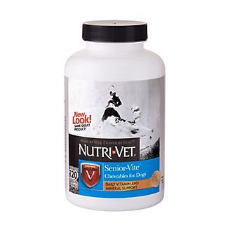 Nutri-Vet Senior-Vite Dog Supplement