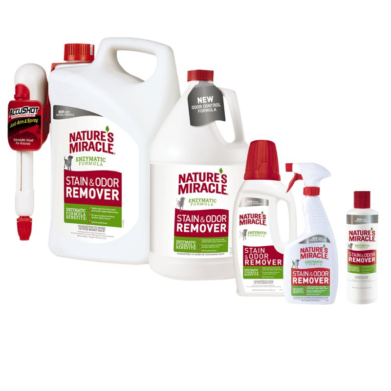 Natures Miracle Stain Odor Remover 16 oz