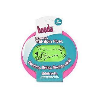 Booda Soft Bite Floppy Disc Dog Toy
