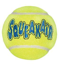 Air KONG Small Squeaker Tennis Ball 6 Pack