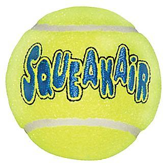 Air KONG Large Squeaker Tennis Ball 3 Pack