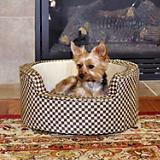 KH Mfg Self-Warming Cozy Sleeper Tan Dog Bed