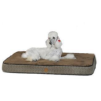 KH Mfg Superior Orthopedic Mocha Dog Bed