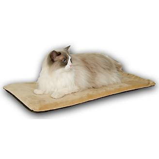 KH Mfg Thermo-Kitty Mat Sage Heated Cat Bed