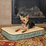KH Mfg Memory Foam Sleeper Sage Dog Bed