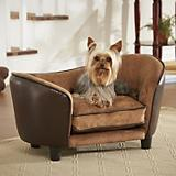 Enchanted Home Pet Snuggle Bed Pebble Dog Bed
