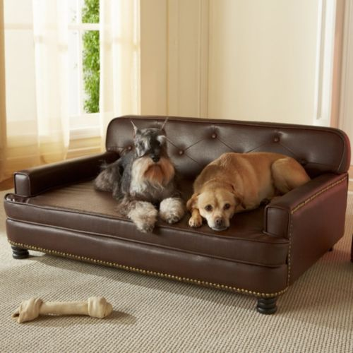 Sofa Style Dog Beds Pet Beds For Less Thesofa
