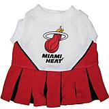 NBA Miami Heat Cheerleader Dog Dress