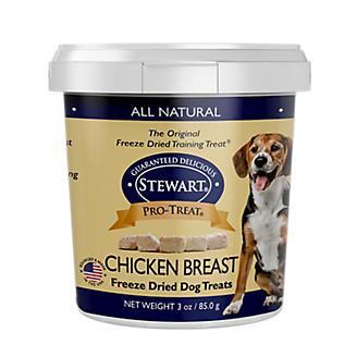 Stewart Freeze Dried Chicken Liver Dog Treat