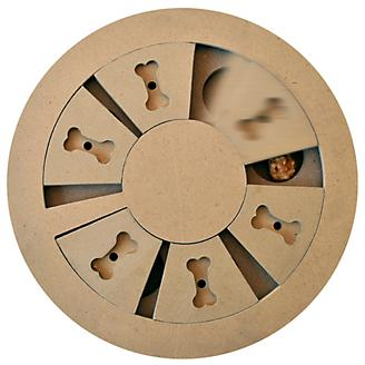 Seek-A-Treat Discovery Wheel Dog Puzzle Toy